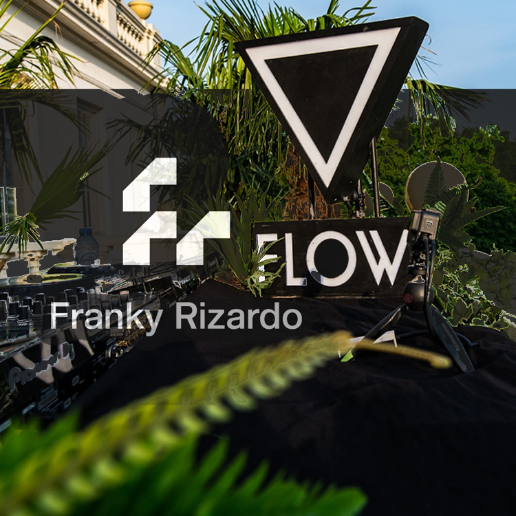 Flow Radio Show with Franky Rizardo on House Party Radio