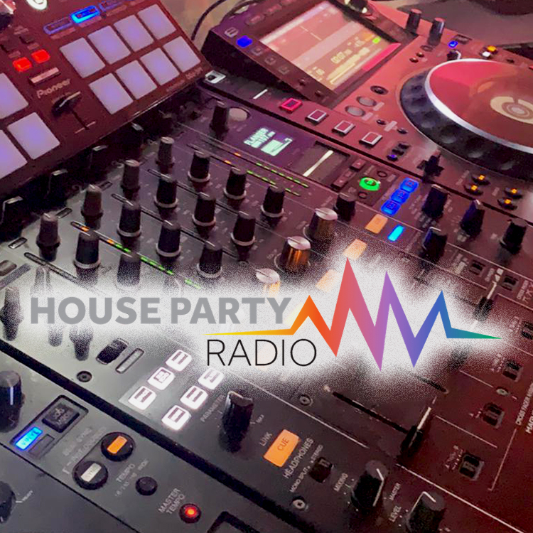 Friday WarmUp with HPR TakeOver on House Party Radio