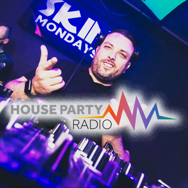 Johnny Bee on House Party Radio